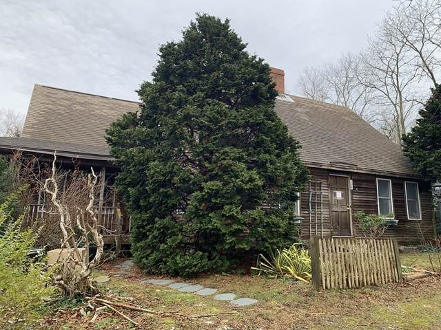 130 Locust Rd, Eastham, MA 02642 (MLS #72775702) :: Re/Max Patriot Realty