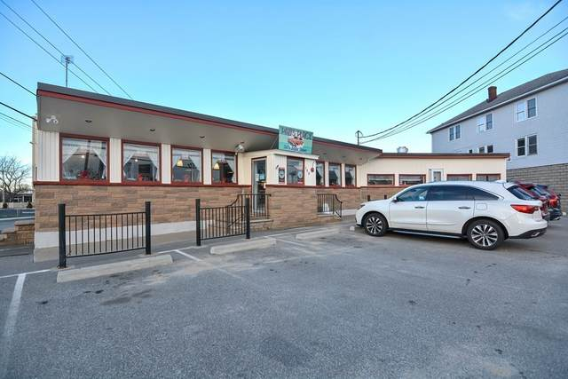 378-380 Taunton Ave, East Providence, RI 02914 (MLS #72775737) :: The Seyboth Team