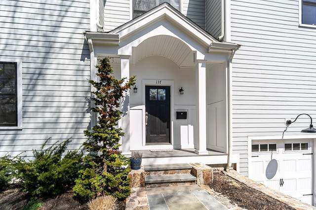 137 Maple St #137, Needham, MA 02492 (MLS #72775744) :: Trust Realty One