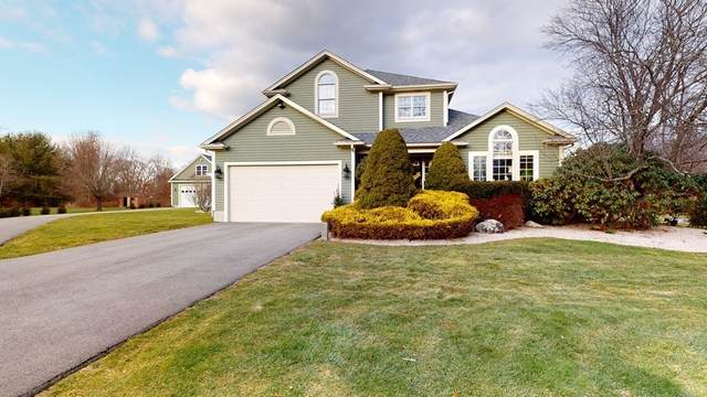 104 Jane Howland Dr, Seekonk, MA 02771 (MLS #72775773) :: The Duffy Home Selling Team