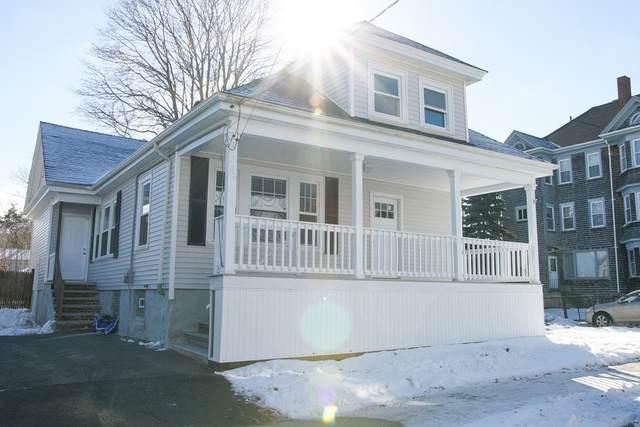 108 Robeson St, New Bedford, MA 02740 (MLS #72775782) :: Cameron Prestige