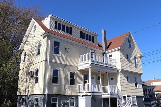 59B Arcadia Street 59B, Revere, MA 02151 (MLS #72775864) :: Cosmopolitan Real Estate Inc.