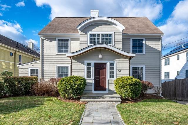 64 Garland Rd, Newton, MA 02459 (MLS #72775882) :: HergGroup Boston
