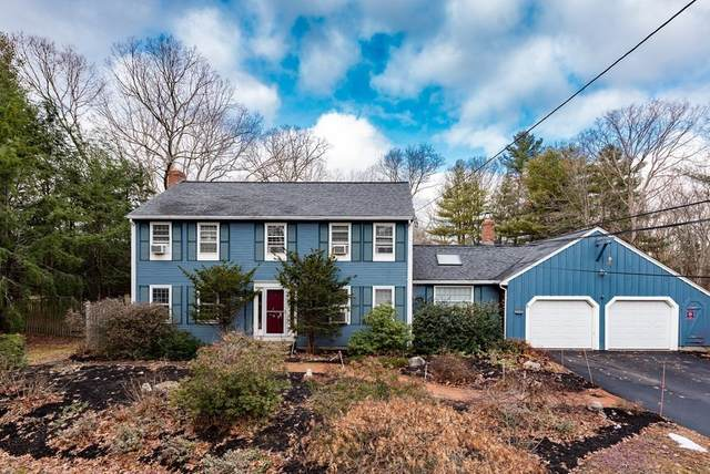 6 Colonial Way, Plainville, MA 02762 (MLS #72775889) :: Exit Realty