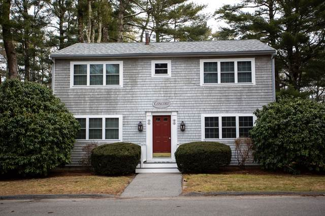 3040 Falmouth Rd C2, Barnstable, MA 02655 (MLS #72775896) :: The Duffy Home Selling Team