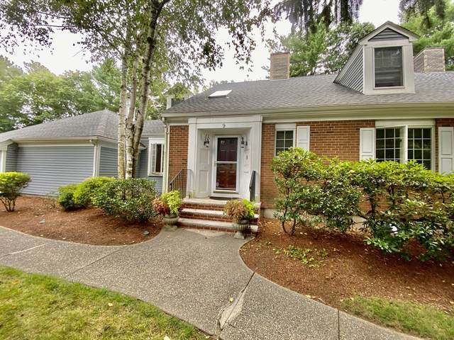 9 Greystone Dr #9, Middleton, MA 01949 (MLS #72775897) :: Exit Realty