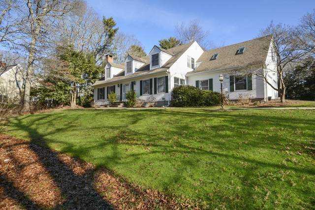 21 Rydal Mount Dr, Falmouth, MA 02540 (MLS #72775899) :: Exit Realty
