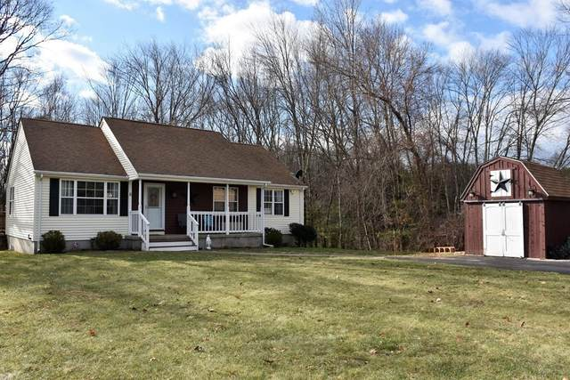 8 Blue Heron Drive, Dudley, MA 01571 (MLS #72775984) :: The Duffy Home Selling Team