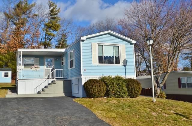 14 Kevork Ave, Marlborough, MA 01752 (MLS #72775996) :: The Duffy Home Selling Team