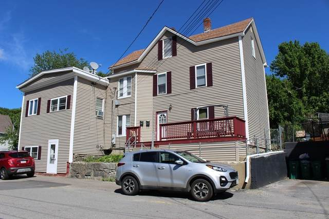 25 Rockland St, Fitchburg, MA 01420 (MLS #72776032) :: The Duffy Home Selling Team