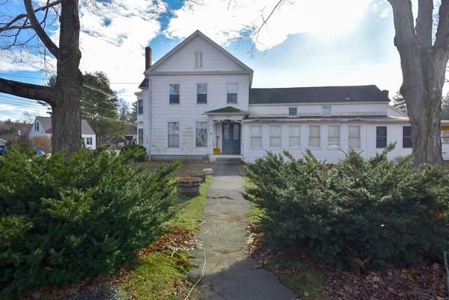 2555 Boston Rd, Wilbraham, MA 01095 (MLS #72776040) :: The Duffy Home Selling Team
