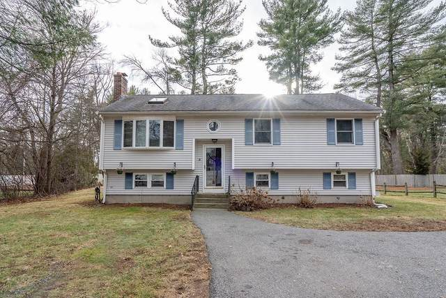 3 Quincy St, Wilmington, MA 01887 (MLS #72776050) :: The Duffy Home Selling Team