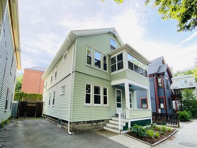 46 Harrison St U46, Somerville, MA 02143 (MLS #72776061) :: DNA Realty Group