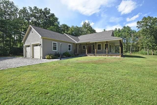 33 Chestnut St, Douglas, MA 01516 (MLS #72776072) :: The Duffy Home Selling Team
