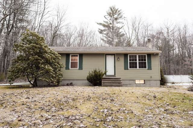 177 New Braintree Rd, West Brookfield, MA 01585 (MLS #72776094) :: The Duffy Home Selling Team