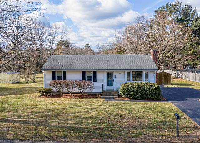 320 South St, Northborough, MA 01532 (MLS #72776098) :: The Duffy Home Selling Team