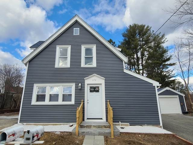674 Plymouth St, Holbrook, MA 02343 (MLS #72776099) :: The Duffy Home Selling Team