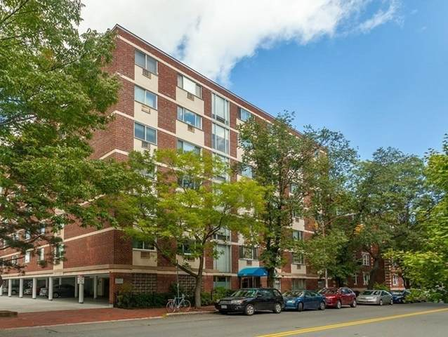 287 Harvard St #59, Cambridge, MA 02139 (MLS #72776108) :: The Duffy Home Selling Team