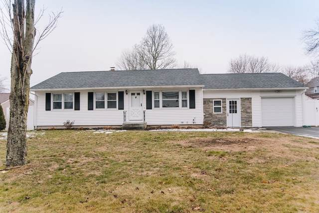 18 Wilbert Drive, West Springfield, MA 01089 (MLS #72776118) :: The Duffy Home Selling Team
