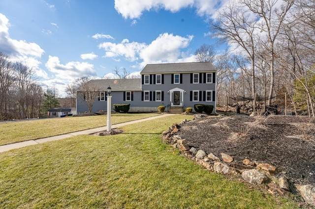 11 Spruce Cir, Hopedale, MA 01747 (MLS #72776128) :: Westcott Properties
