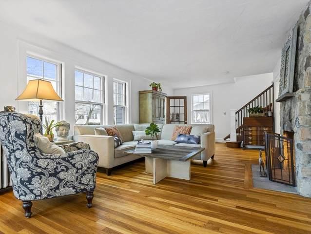 234 Harvard St, Quincy, MA 02170 (MLS #72776132) :: Westcott Properties