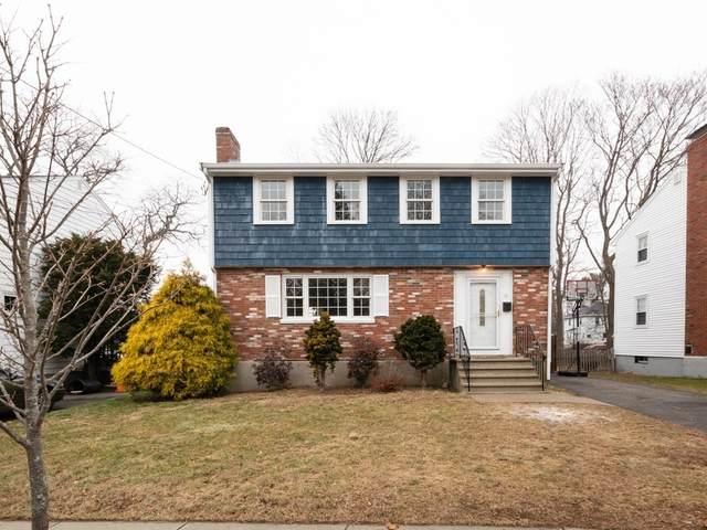 15 Wallace, Quincy, MA 02169 (MLS #72776135) :: Westcott Properties