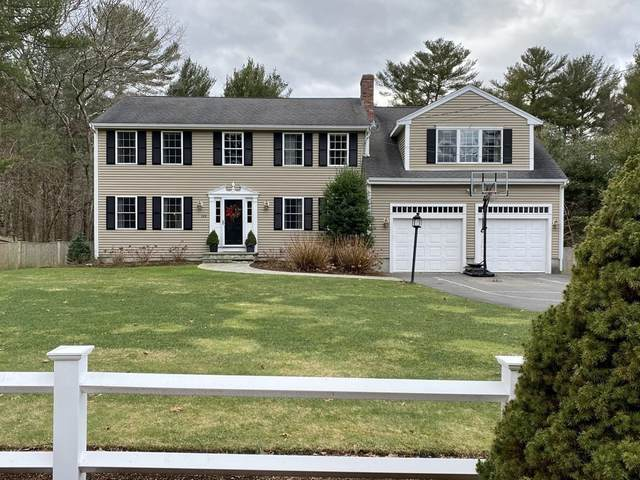 168 Winter St, Mansfield, MA 02048 (MLS #72776152) :: DNA Realty Group
