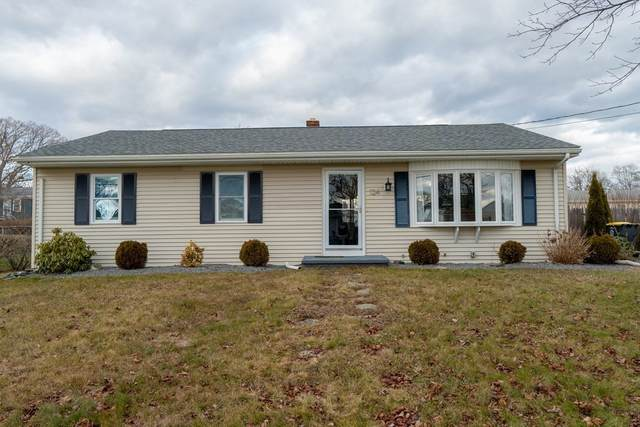 124 New Jersey Ave, Somerset, MA 02726 (MLS #72776157) :: DNA Realty Group