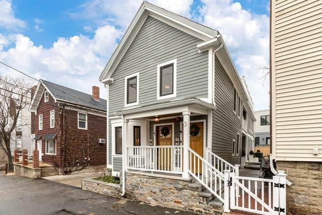 3 Village Street #1, Somerville, MA 02143 (MLS #72776158) :: Welchman Real Estate Group