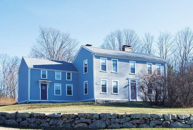 163 North Ave, Weston, MA 02493 (MLS #72776223) :: Trust Realty One