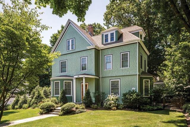 795 Chestnut St, Newton, MA 02468 (MLS #72776227) :: Cosmopolitan Real Estate Inc.