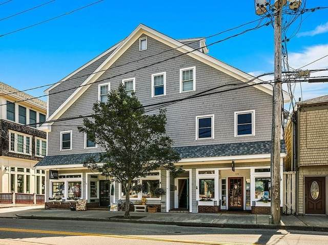 124 Front St #5, Scituate, MA 02066 (MLS #72776236) :: Anytime Realty