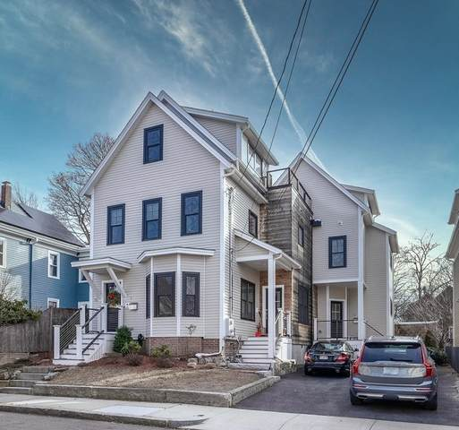 79 Irving Street #2, Somerville, MA 02144 (MLS #72776274) :: Alex Parmenidez Group
