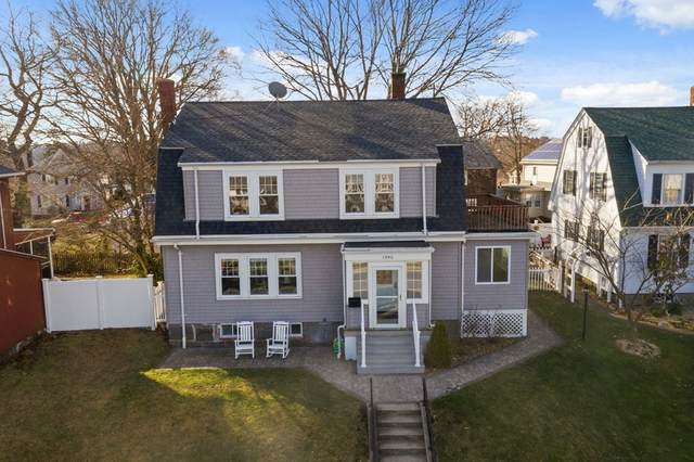 1395 Quincy Shore Dr, Quincy, MA 02169 (MLS #72776292) :: DNA Realty Group