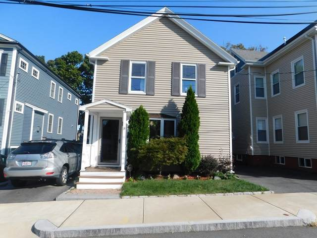 14 Cedar St, Waltham, MA 02453 (MLS #72776302) :: Spectrum Real Estate Consultants