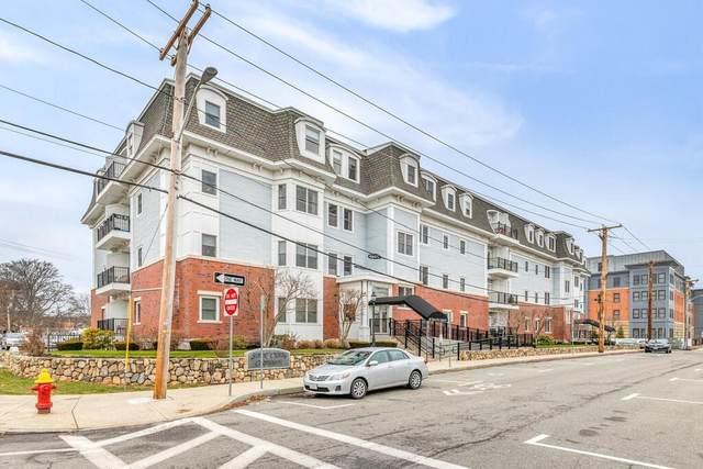 16 Willow St #303, Melrose, MA 02176 (MLS #72776305) :: Cosmopolitan Real Estate Inc.