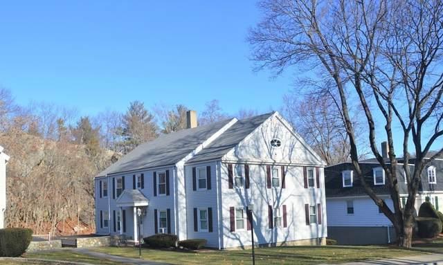 190 Sylvan Street #2, Melrose, MA 02176 (MLS #72776324) :: Cosmopolitan Real Estate Inc.