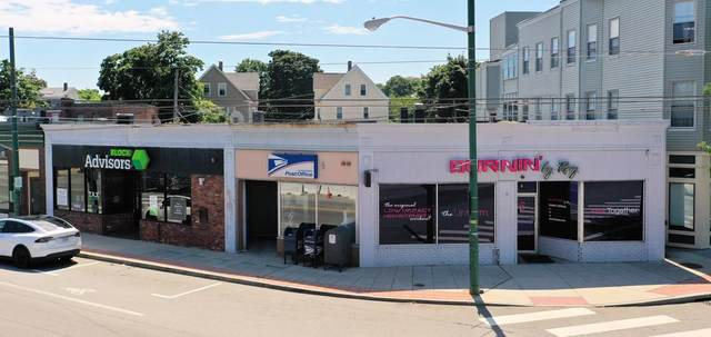 488-494 Trapelo Road, Belmont, MA 02478 (MLS #72776344) :: The Gillach Group