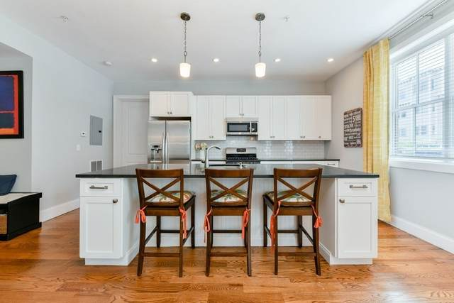 376 West Broadway #10, Boston, MA 02127 (MLS #72776432) :: Anytime Realty