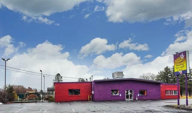 199 N Brookfield Rd, East Brookfield, MA 01515 (MLS #72776453) :: The Seyboth Team