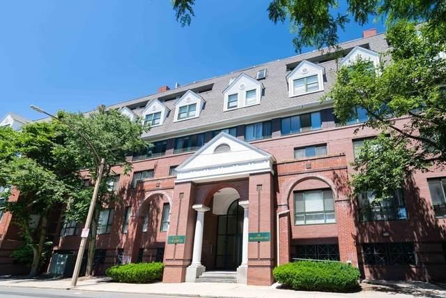 59 Brainerd Rd U506, Boston, MA 02134 (MLS #72776458) :: Westcott Properties