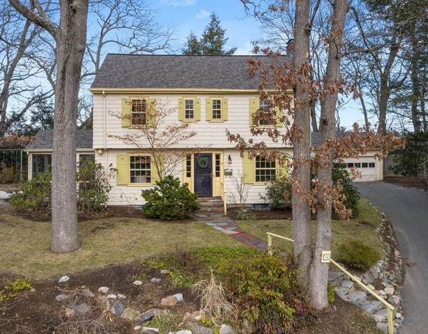 14 Hillcrest Circle, Newton, MA 02468 (MLS #72776461) :: Welchman Real Estate Group