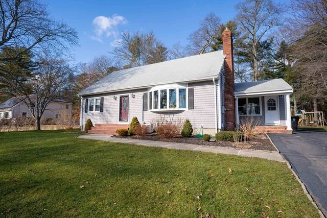41 Normand Street, Dartmouth, MA 02747 (MLS #72776464) :: The Gillach Group