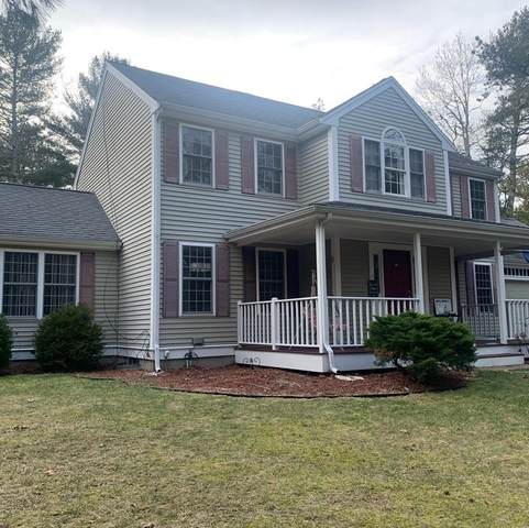 3 Bog Hollow Dr, Plymouth, MA 02360 (MLS #72776474) :: The Seyboth Team