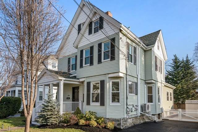 120 Crescent Street, Newton, MA 02466 (MLS #72776534) :: Exit Realty