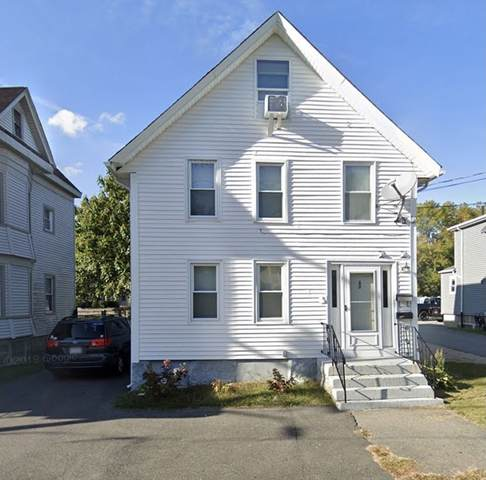 63 Durfee St, New Bedford, MA 02740 (MLS #72776598) :: The Gillach Group