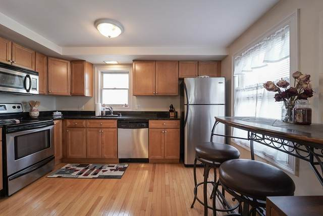 88 Delmont Ave A, Worcester, MA 01604 (MLS #72776600) :: The Gillach Group