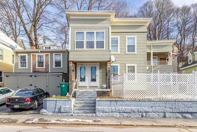 26 Pleasant St, Fitchburg, MA 01420 (MLS #72776605) :: The Gillach Group