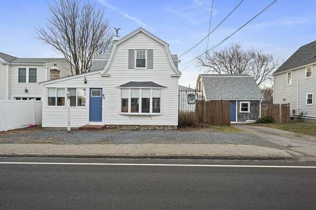 85 Island St A/B, Marshfield, MA 02050 (MLS #72776612) :: The Gillach Group