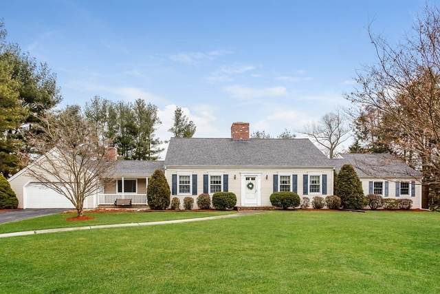 123 Wild Grove Lane, Longmeadow, MA 01106 (MLS #72776636) :: Welchman Real Estate Group